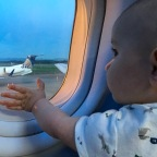 Babies in Flight: Breezing Through TSA
