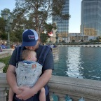 Tips for Las Vegas with a Toddler